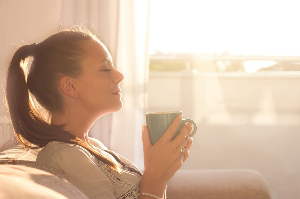 morning routine ideas coffee