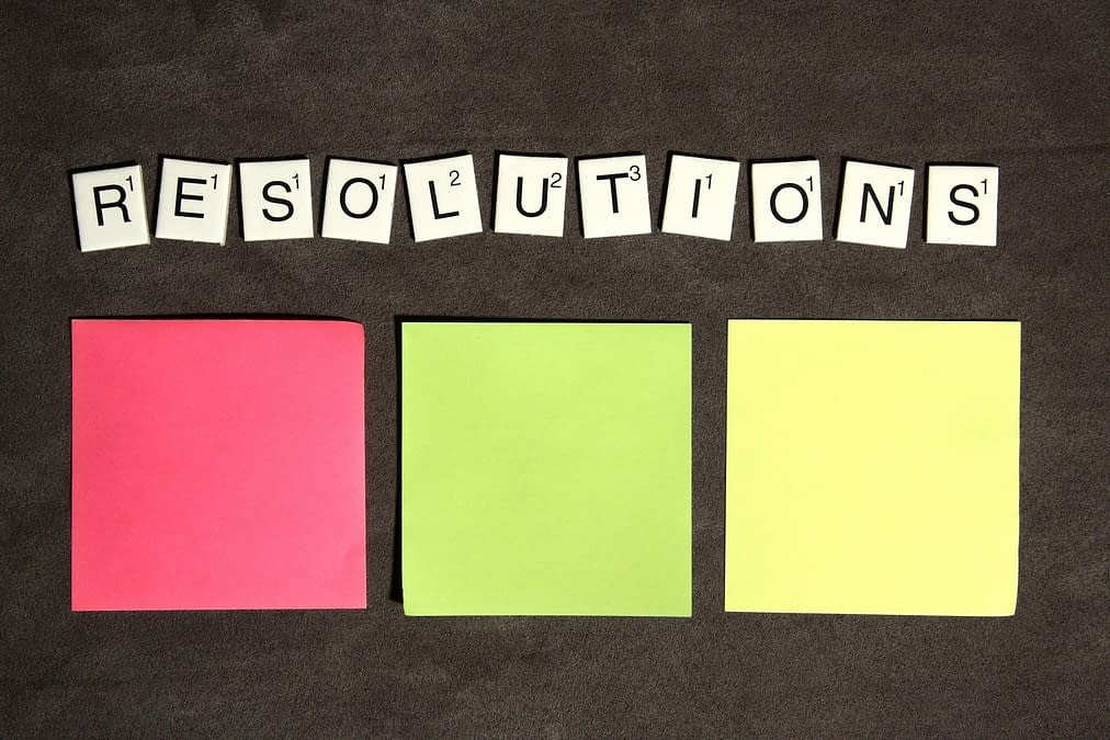 resolutions text
