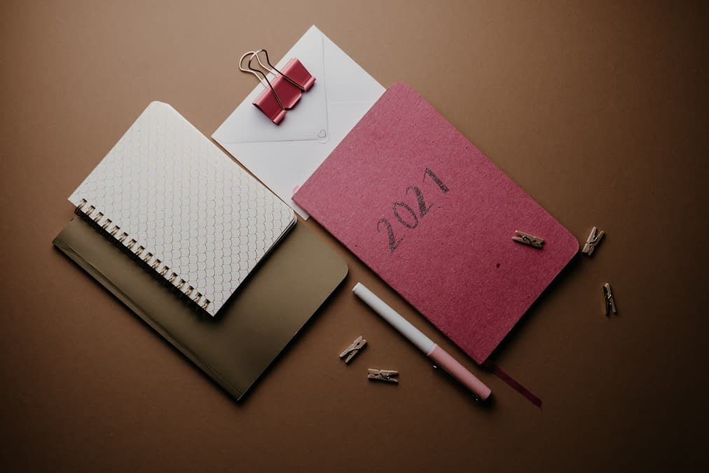 journal for resolutions