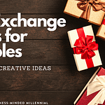 gift exchange ideas for couples